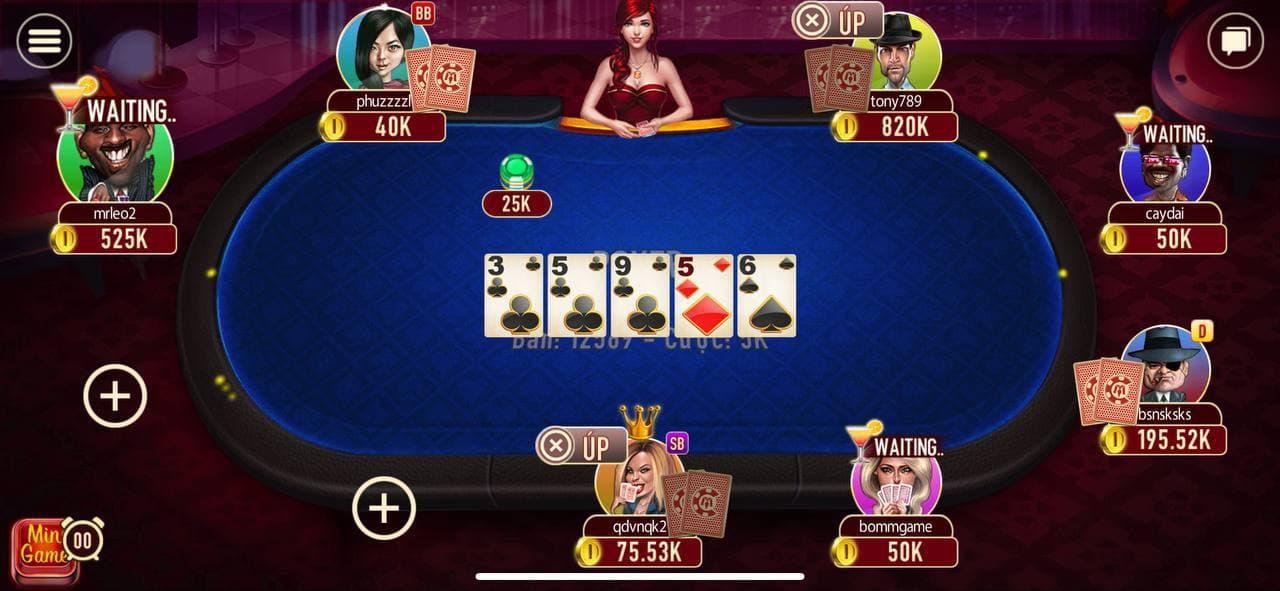 Những cách chơi game bài poker siêu đỉnh cho anh em từ Man Club